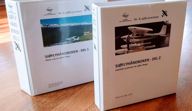 Sjøflyhåndbøkene